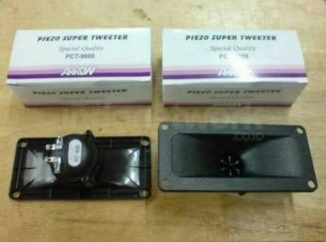 TWEETER WALET PIEZO SUPER TWEETER PCT-9000