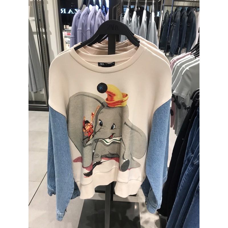 sweater dumbo zara