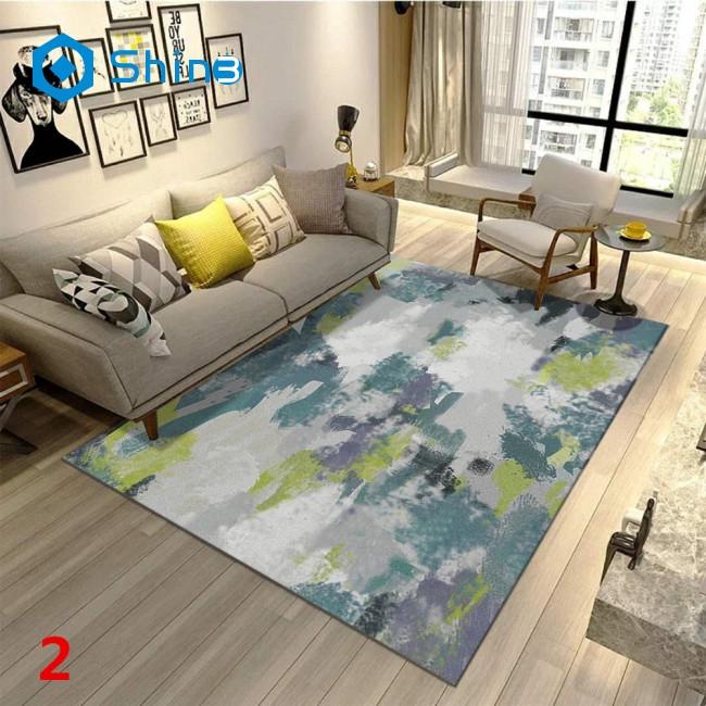 Soft Non Slip Floor Rug For Living Room