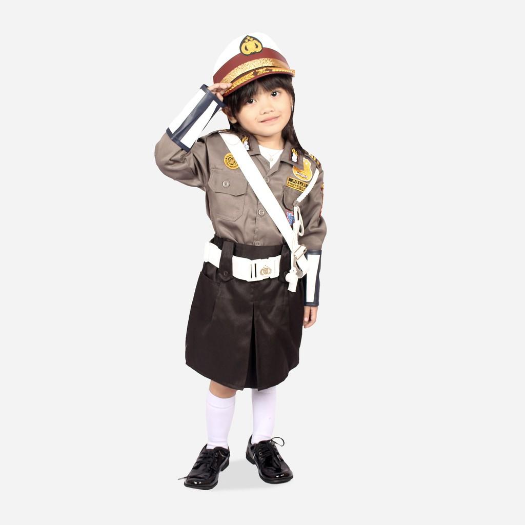 Bordir Nama Jas Dokter Snelli Baju Jaga Oka Shopee Indonesia Kostum Uk 5 6 Thn Tangan Panjang Kecil