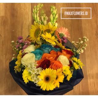 400 Gambar Bunga Matahari Mawar  Gratis