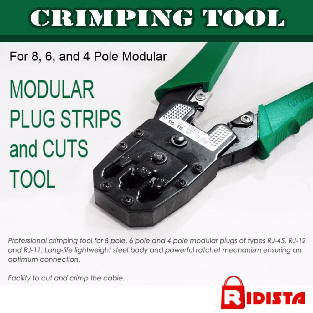 Tang Crimping 3 Hole Tool Shopee Indonesia