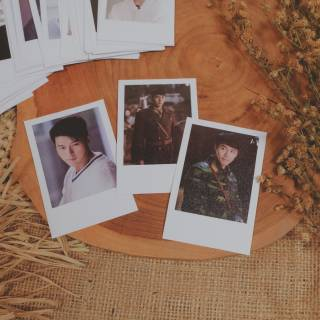 Paket Cetak Foto Polaroid 3 / Cetak Foto Polaroid Oppa ...