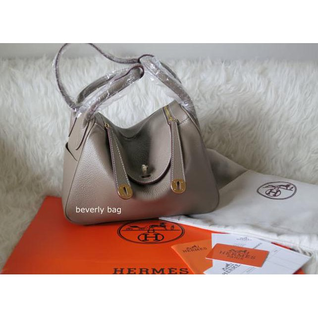 Hand Bag Jual Tas Nag Hermes Lindy Ori Leather Mirror Terbaru ... 0bc04af9b1