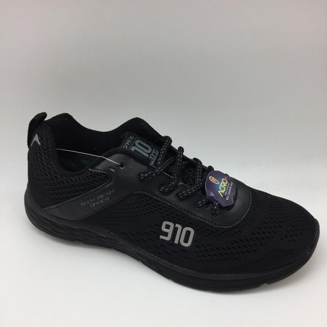 Kicosport sepatu running 910 nineten chiru hitam putih merah original new  2017  f13a8fa0c2