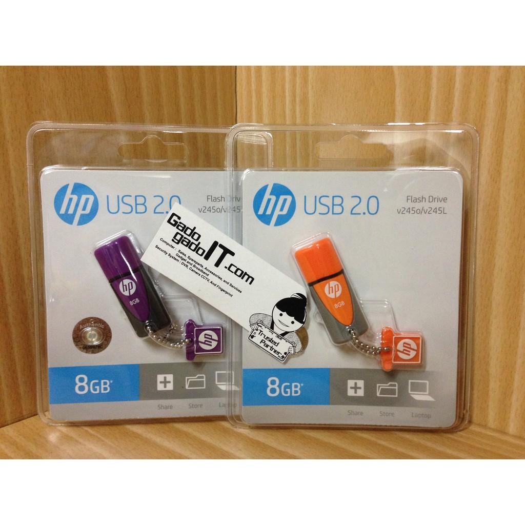 Flashdisk Hp 32gb Flash Disk 32 Gb Usb Drive Kingston 2gb 2 Putar Memory Design Slim Shopee Indonesia