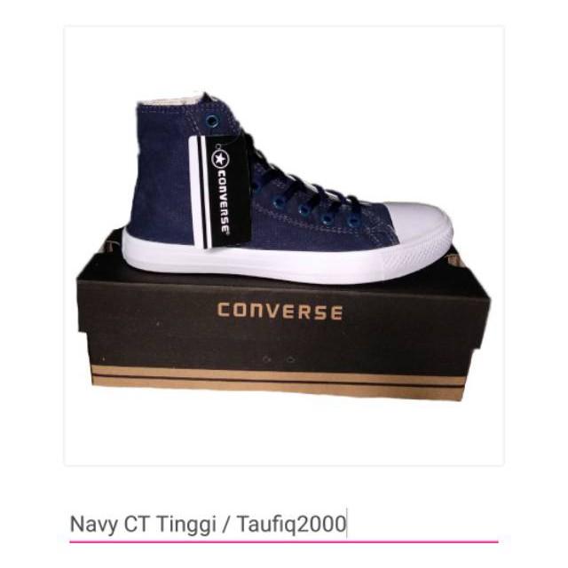 SEPATU CONVERSE ALL STAR HIGH HI TINGGI CHUCK TAYLOR BOOT CLASSIC PREMIUM  UK 37 38 39 40 41 42 43  53f209325e