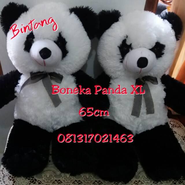 Boneka Panda Besar Shopee Indonesia