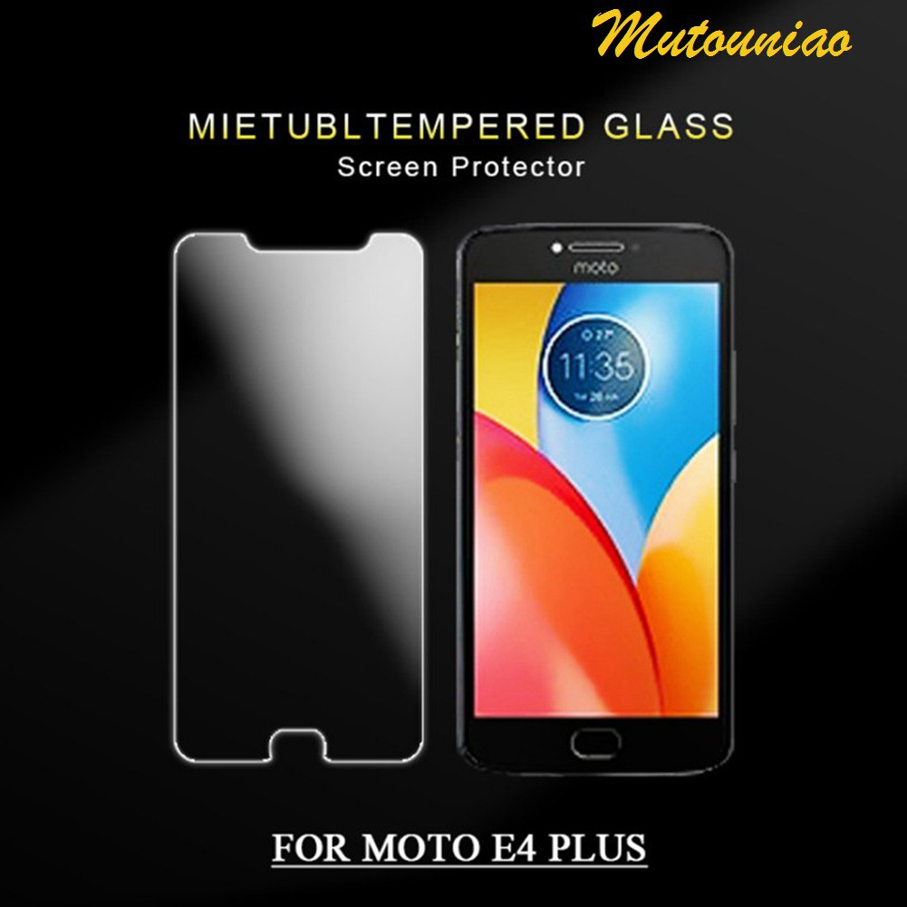 Film Pelindung Layar Tempered Glass Untuk Motorola Moto E4 Plus 9h Full Cover Warna Shopee Indonesia