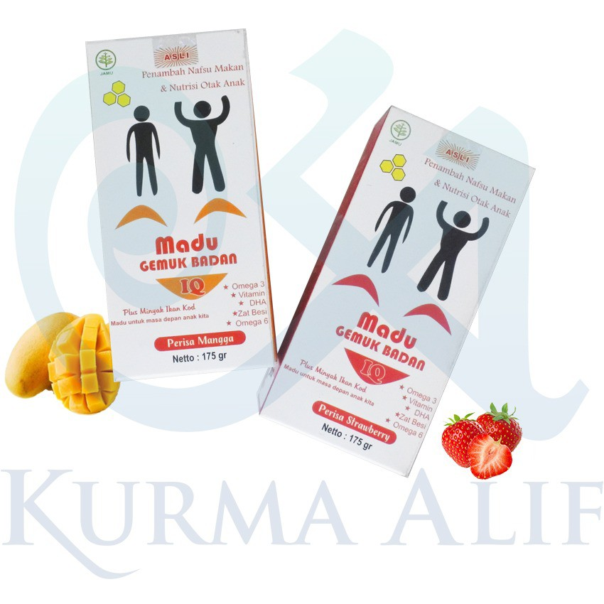 Mr pro hwi original madu penambah berat badan dari propolis & royal jelly   Shopee Indonesia