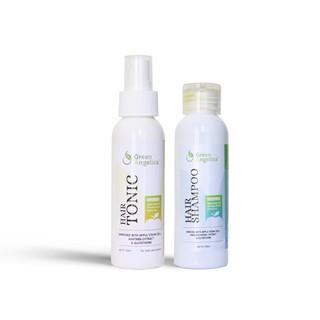 Penebal Rambut Botak Orang Indonesia Obat Penumbuh Rambut Best Seller Hair Tonic Green Angelica Shopee Indonesia