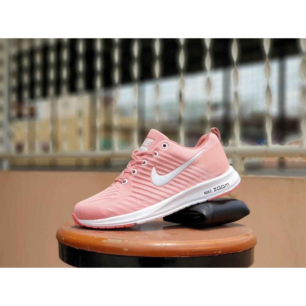 Sepatu Olahraga Wanita Nike Air Zoom Pegasus Pink Sneakers