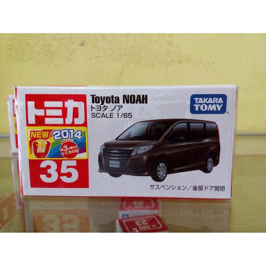 Tomica No AS-01 Miniatur Mobil TOYOTA AVANZA Veloz Putih Diecast Takara Tomy Harga Murah   Shopee Indonesia