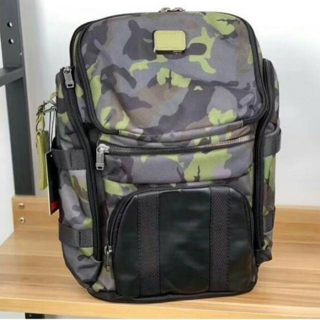 ransel tumi tyndall alpha bravo army backpack cowok