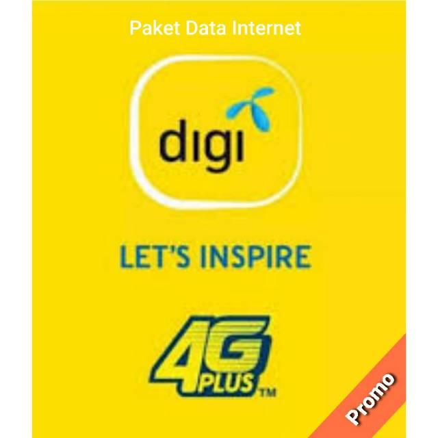 Paket Data Internet Digi Malaysia Data Internet Digi Malaysia Shopee Indonesia
