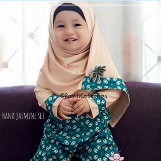 Toko Online Baju Muslim anak I Gamis anak trendy dan Branded Ramti ... 28a51135c8