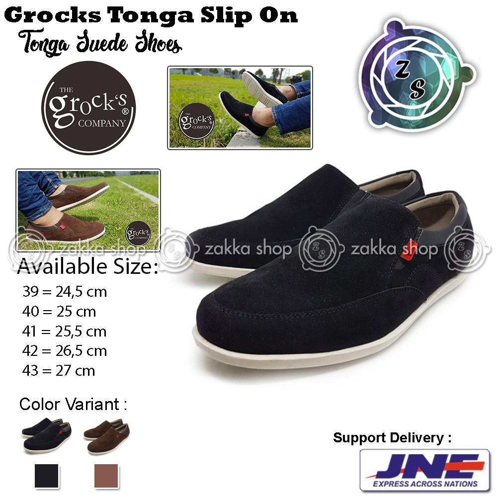 Homypro D 002 Sepatu Slip On Pria Grey Shopee Indonesia Homyped Wanita Hpl 1724 Maroon 38