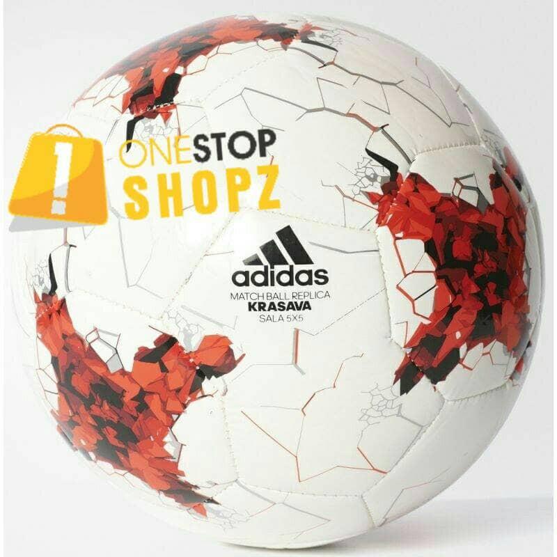 BOLA FUTSAL - ADIDAS CONFED SALA 5X5 ORIGINAL  AZ3200 SOCCER BALL ... fe67264686ddd