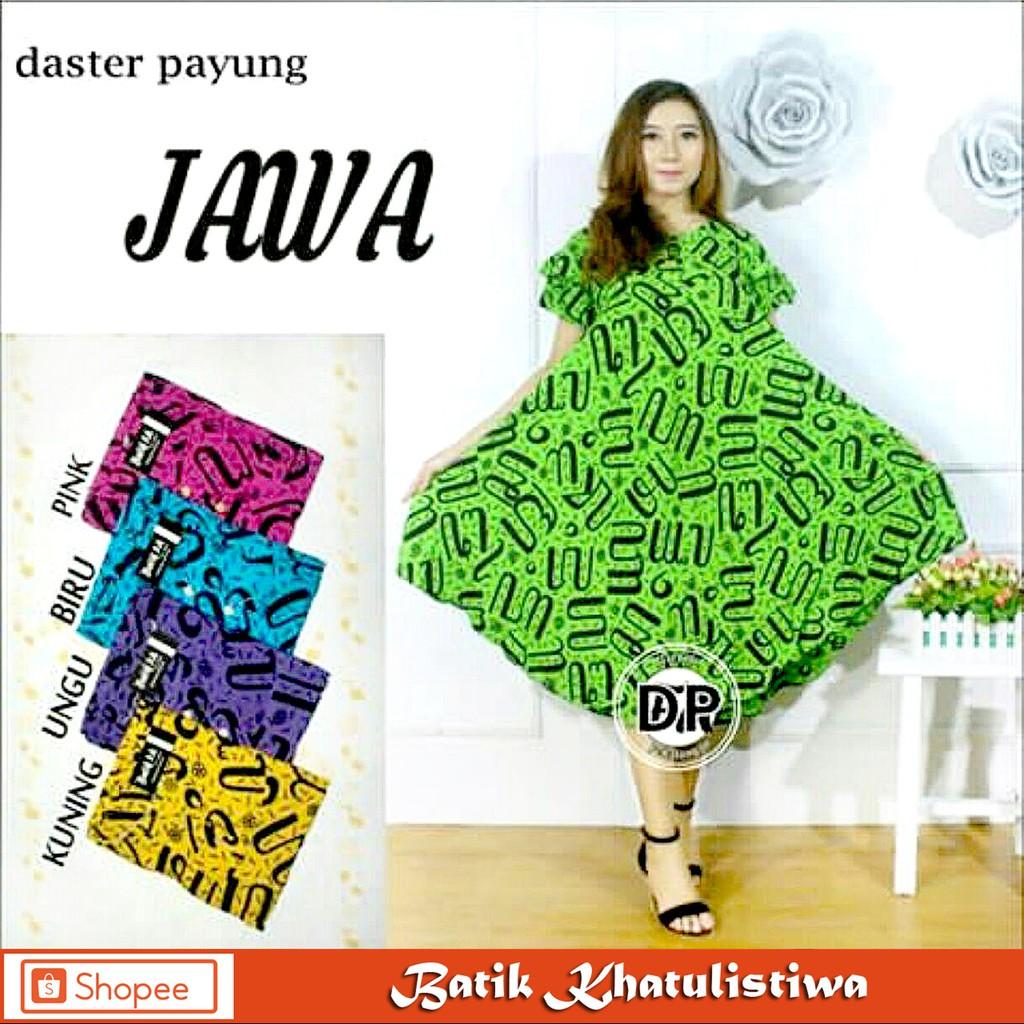 Daster Payung Batik New Shopee Indonesia Print Dpt005 14