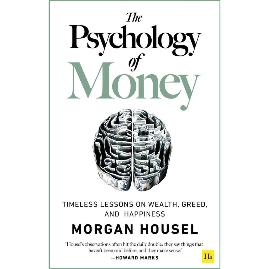 Buku Best Seller The Psychology of Money   Shopee Indonesia