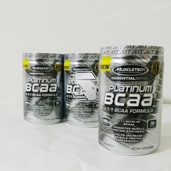 MT Muscletech Platinum Bcaa 200 Tablet / 200tabs 200tabs Muscle Tech | Shopee Indonesia