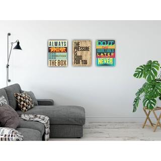 hiasan dinding / poster kayu / wall decor / dekorasi rumah