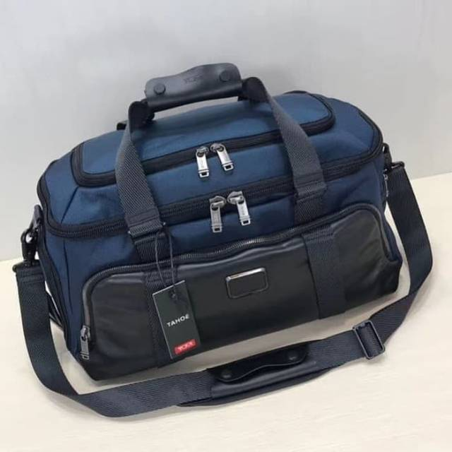 TUMI ALPHA BRAVO MCCOY GYM - BLUE