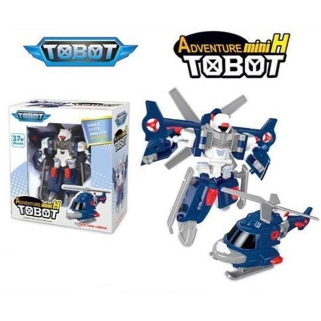 Tobot W X Y Z Mainan Anak Murah Transformer Robot Jadi Mobil