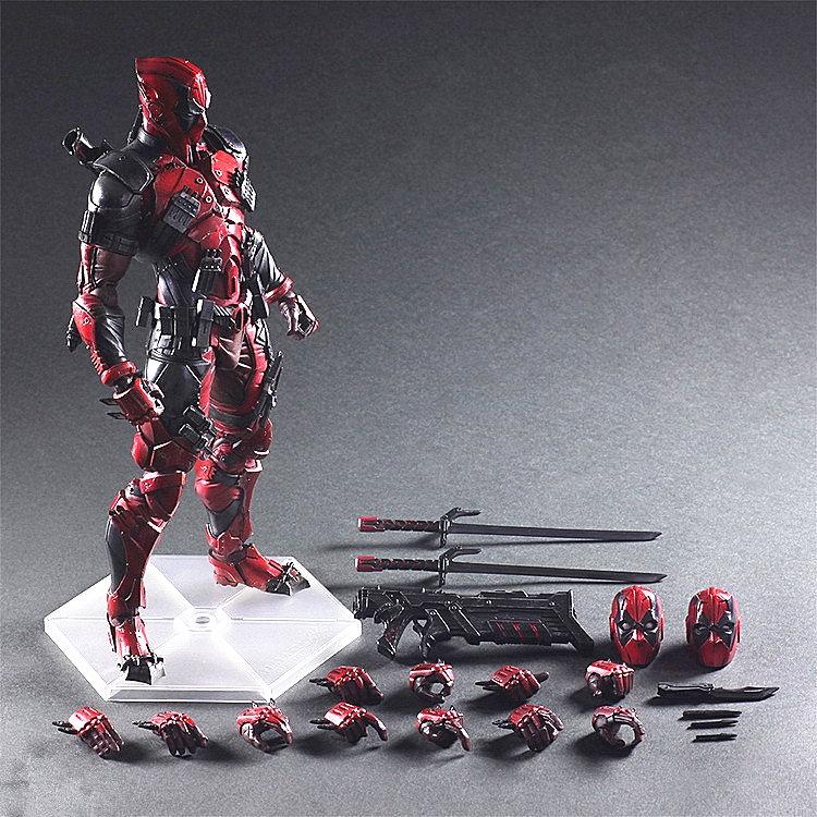 Marvel Legends Deadpool X-men Action Figure Figurine Models Toys Gift Collection