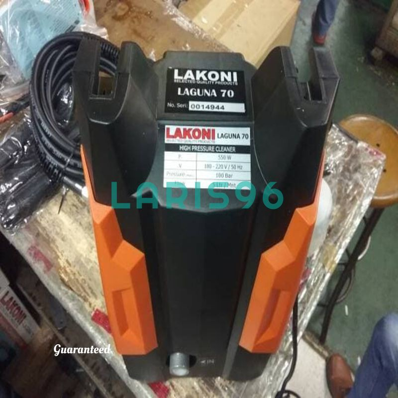 Mesin Jet Cleaner Lakoni Laguna 70 Cuci Steam Mobil Laguna 70