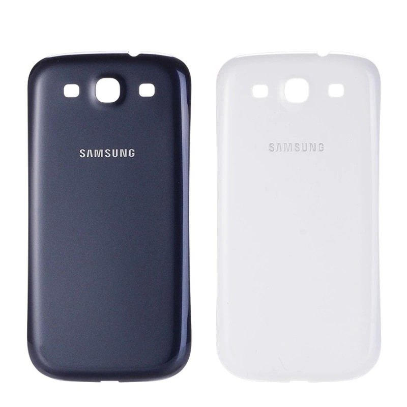 Battery Back Cover For Samsung Galaxy S3 i9300 GT-i9300 Rear Housing  Battery Door Case | Shopee Indonesia