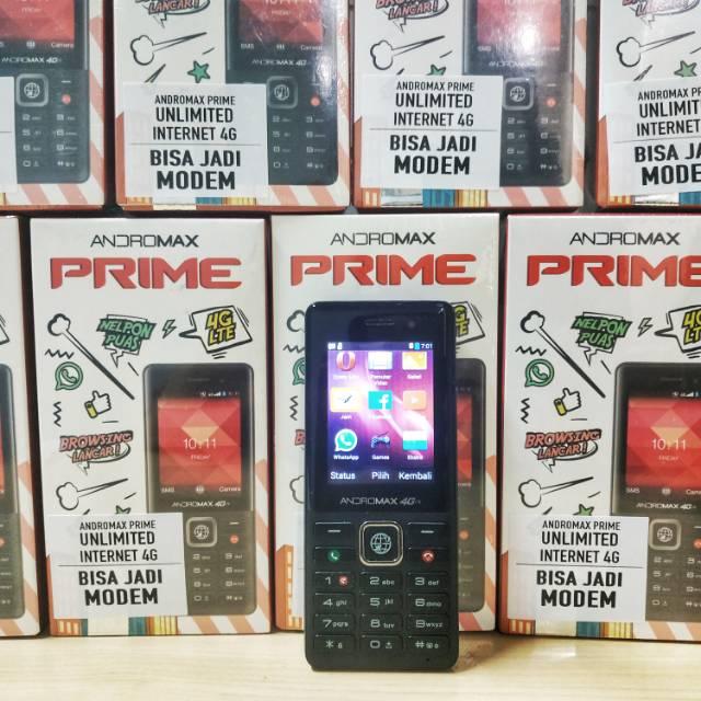 HP Smartfren Andromax Prime 4G LTE