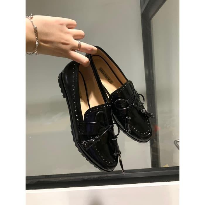 Vi0005 Promo Sepatu Wanita Zr Zara 180 Original Ori Best Seller Harga Murah Diskon Shopee Indonesia