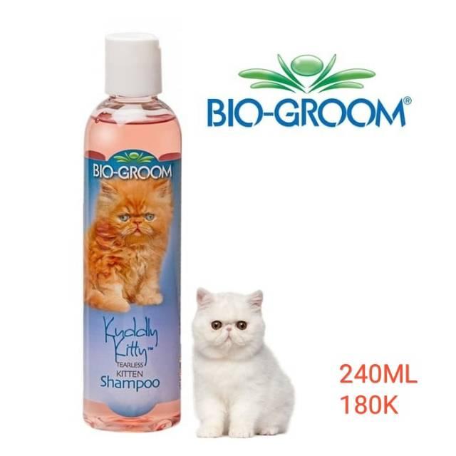 Shampo kucing