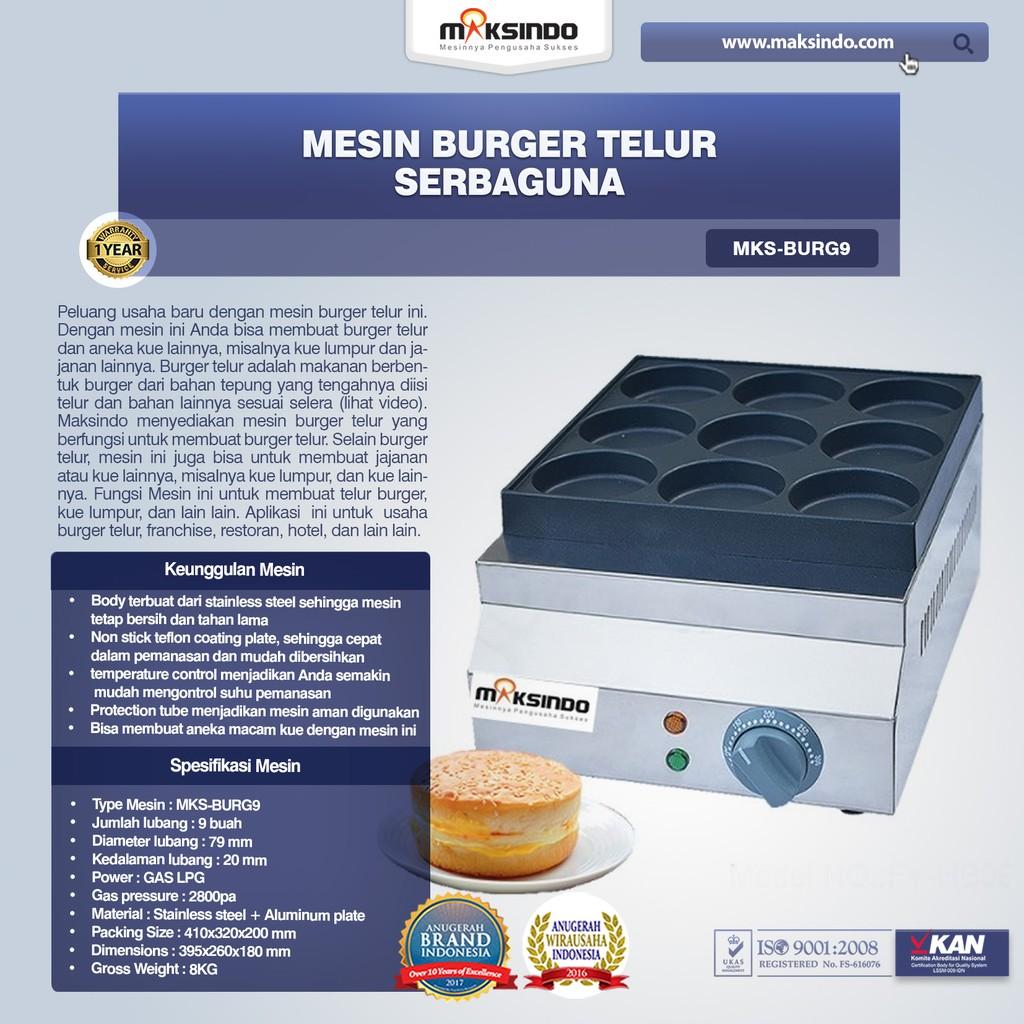 Mesin Egg Roll Sosis Telur Gas Maksindo Erg002 Shopee Indonesia Alat 4 Lubang Sostel Lobang