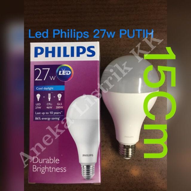 BUNDLING Lampu LED Philips 12 watt Bohlam 12w Philip 12 w pengganti Bulb 13 w Paket Beli 3 Gratis 1 | Shopee Indonesia