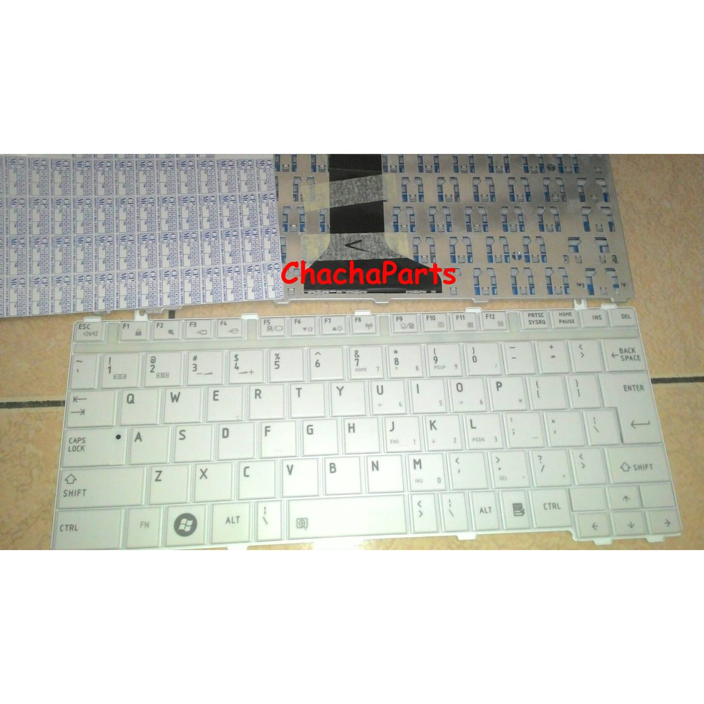 Keyboard Laptop Toshiba Portege M800 M900 Satelite A600 T130d Notebook Satellite Nb10 A Nb15 Hitam T135 Shopee Indonesia