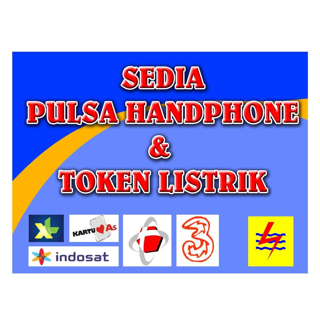Pulsa All Operator Token Listrik Kami Sedang Cari Agen Yg Mau Kerjasama Shopee Indonesia