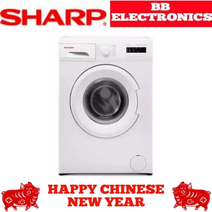Mesin cuci sharp ES-FL862
