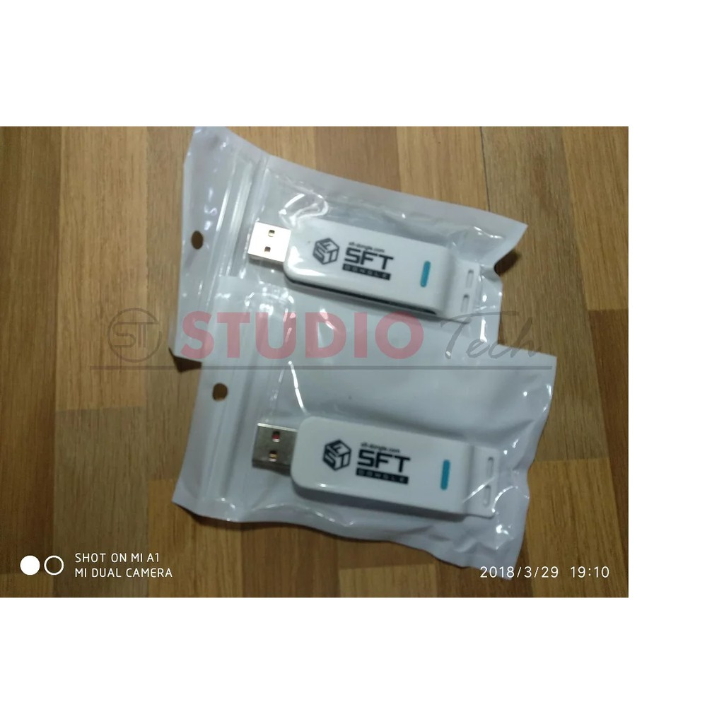 SFT DONGLE WHITE