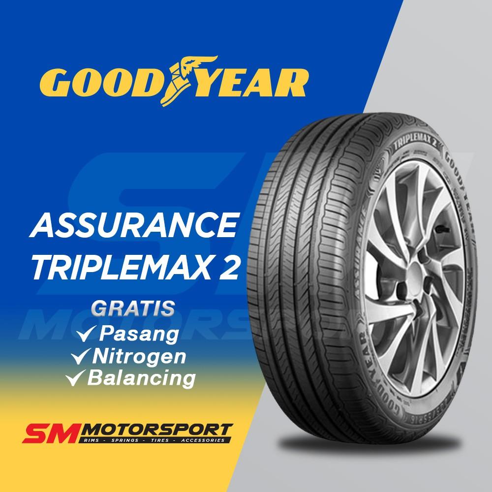 Ban Mobil Good Year Goodyear Assurance Triplemax 2 185 65 r15 15