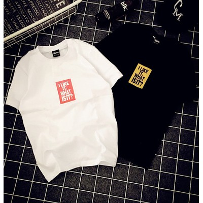 [Bayar Di Tempat]Summer Women Short-sleeved T-shirt Solid Color Casual
