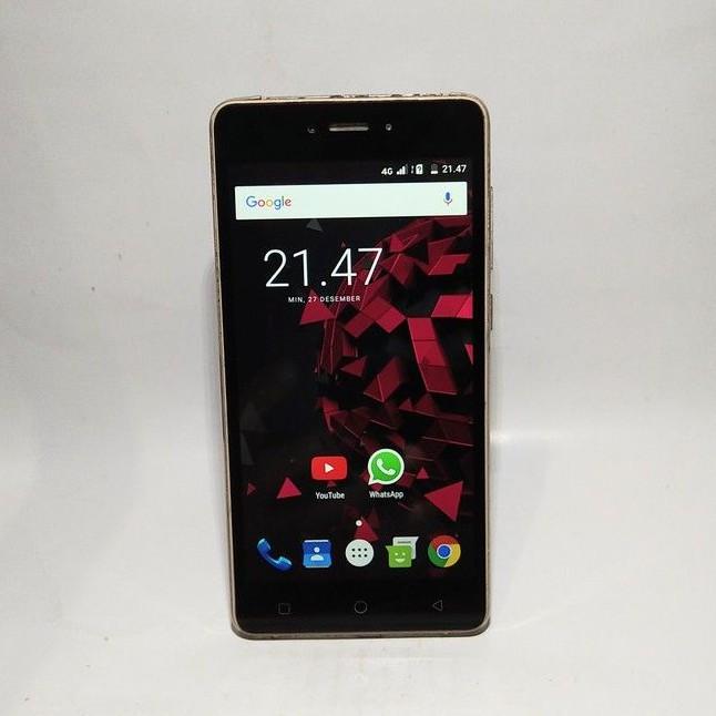 Hp Handphone Android 4g Bekas Second Murah Evercoss Smart