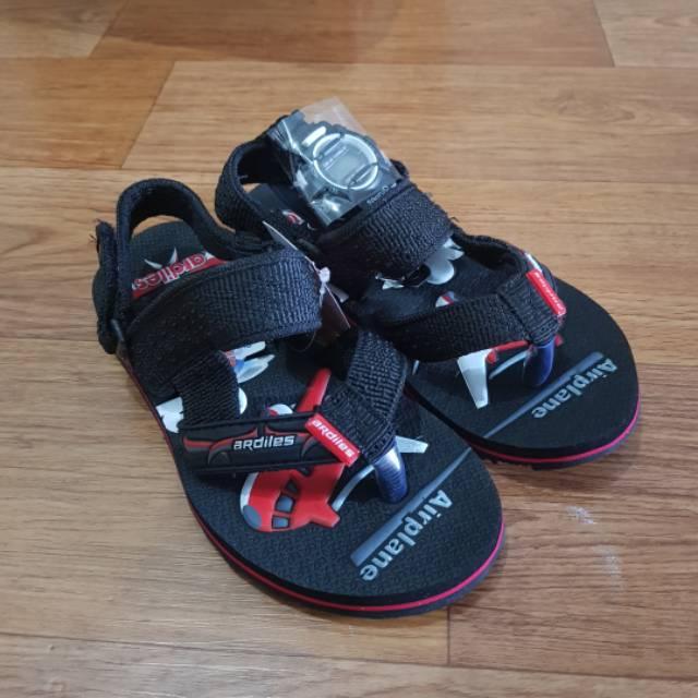 Sandal anak ardiles || sandal gunung ardiles || sandal ardiles berhadiah jam | Shopee Indonesia