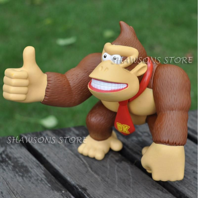 Rms Lusitania Roblox Rp Ukuran Besar Super Mario Brothers Mainan 23cm Donkey Kong Action Figure Asli Shopee Indonesia