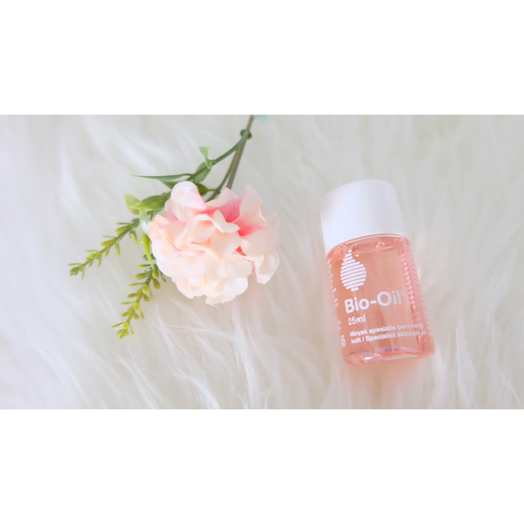 Bio Oil Perawatan Kulit Stretch Mark 25ml 25 Ml Shopee 125ml Indonesia