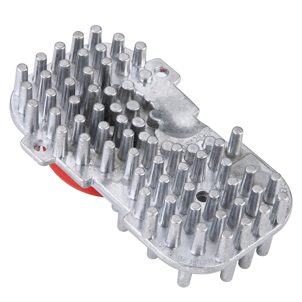 LED Control Unit Car Aluminum LED Light Control Unit Module 63117263051 for X5 X3 3 6 Series E92 E93 F06 F12 F13