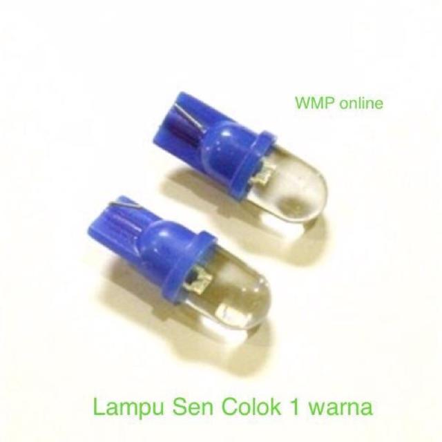 Lampu Sen T10 balon 1pc WMP-0463 ...