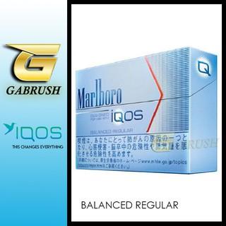 IQOS Heatstick Marlboro Balanced Regular - Marlboro Lights - GABRUSH