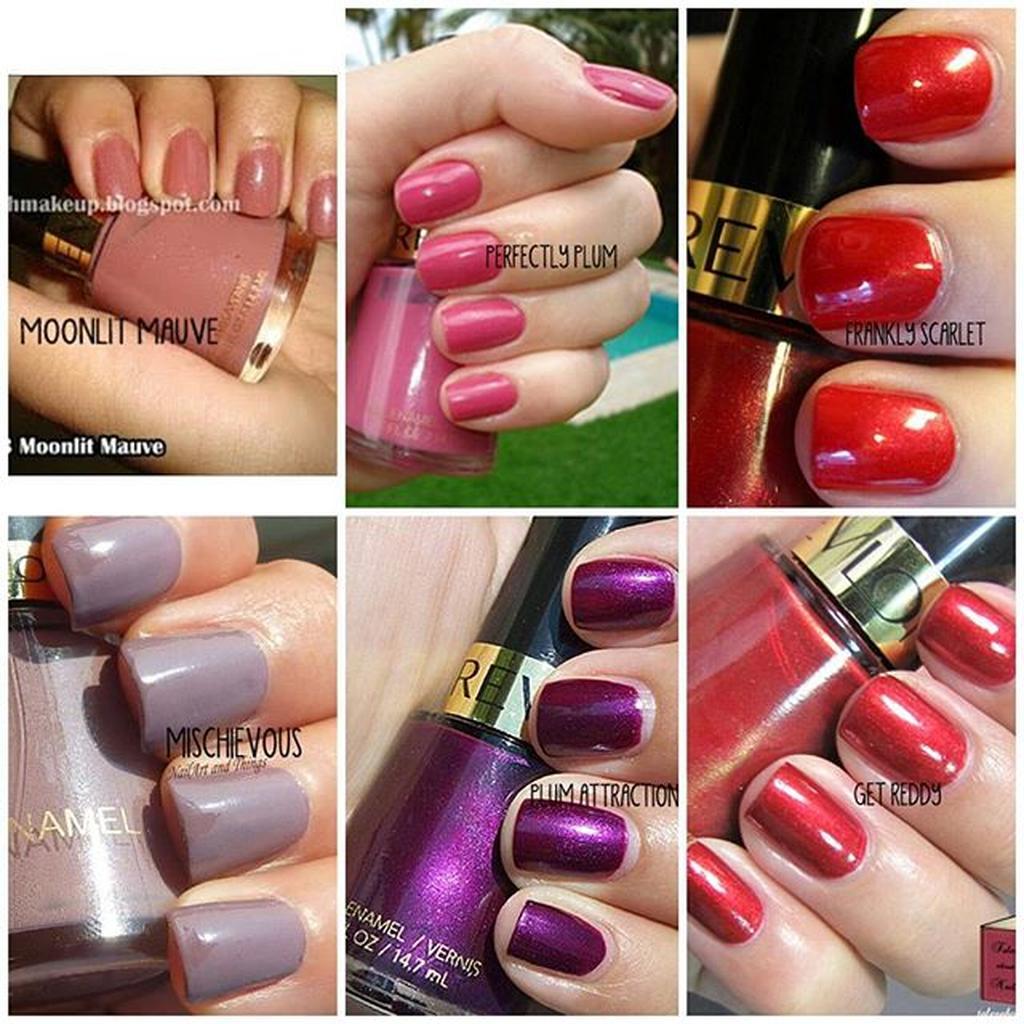 Revlon Nail Polish | Shopee Indonesia